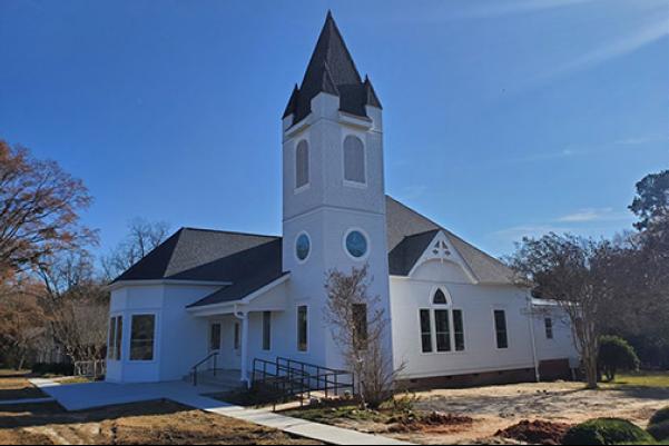 Hodges Presbyterian Church